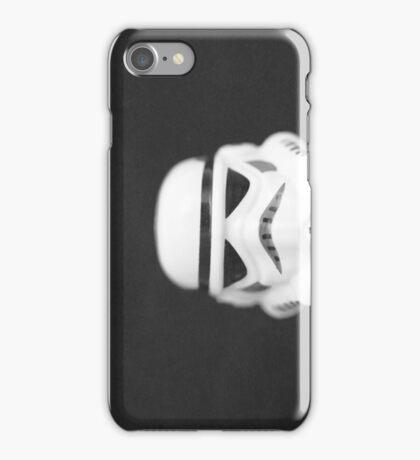 Textured trooper iPhone Case/Skin