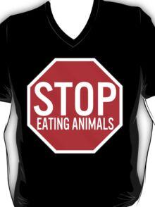 Stop Eating Animals T-Shirt