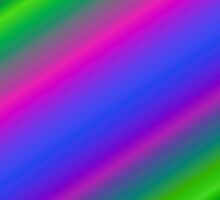 Colorful abstract background by Ingvar Bjork Photography