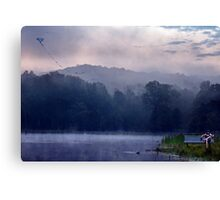 Waiting on Icarus Canvas Print