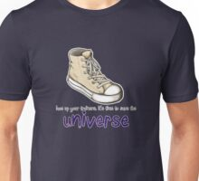 lace up your trainers Unisex T-Shirt