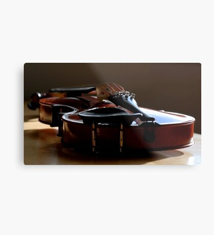 SOUND OF THE MUSIC Metal Print