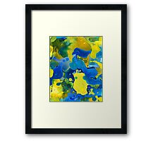 Abstract 73 Framed Print
