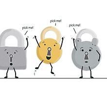 lock picking by puppaluppa