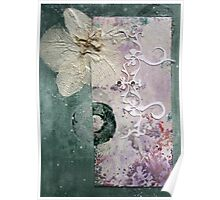 The Moth Orchid Poster