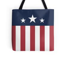 Captain's Shield Tote Bag
