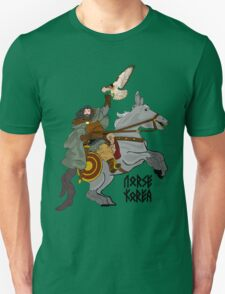 Norse Korea Unisex T-Shirt