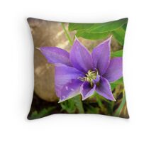First One! Throw Pillow