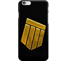Judges shield iPhone Case/Skin