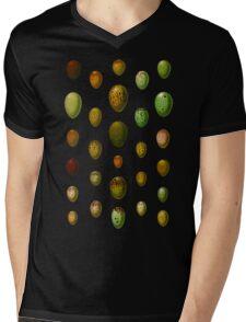 Lovely colorful wild egg collection Mens V-Neck T-Shirt