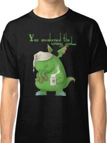 CTHULHU WOKE UP Classic T-Shirt
