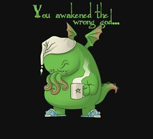 CTHULHU WOKE UP Unisex T-Shirt