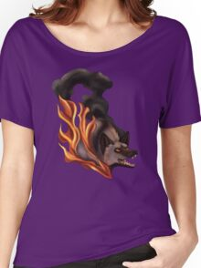 Spirit of Fire and Smoke Women's Relaxed Fit T-Shirt