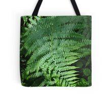 Wild Fern Eugene, Oregon Tote Bag