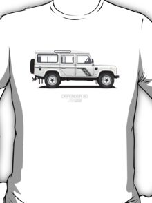 Defender 110 County T-Shirt
