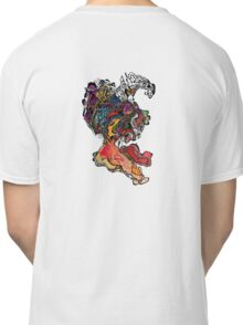 Abstract Head Classic T-Shirt