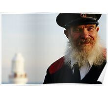 Pat the Lightkeeper Poster