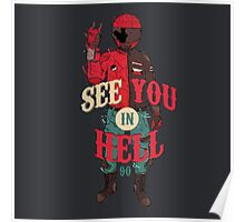 See you in Hell Poster