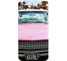 Elvis ride iPhone Case/Skin