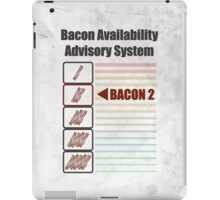 BACON 2 iPad Case/Skin