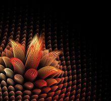 fire flower by Silversky2212