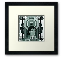 All heil the great uniter Framed Print