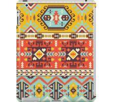 Seamless bright pattern in navajo style iPad Case/Skin