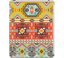 Seamless bright pattern in navajo style iPad Case/Skin