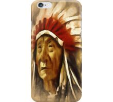CHIEFTAIN iPhone Case/Skin