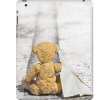 Travel Bug Bear / Bon Voyage iPad Case/Skin