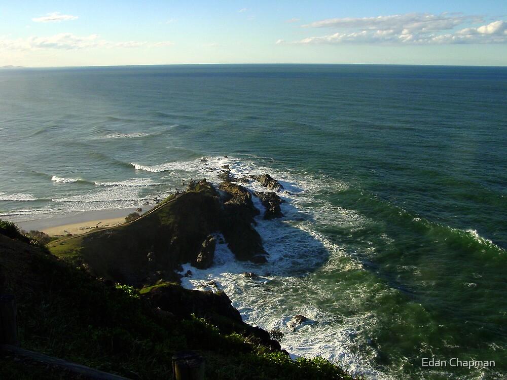 Most East point of Australia by Edan Chapman