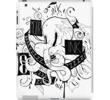 Octopus Ink iPad Case/Skin