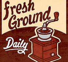 Fresh Ground by artanon