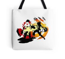 Friends until the end. Tote Bag