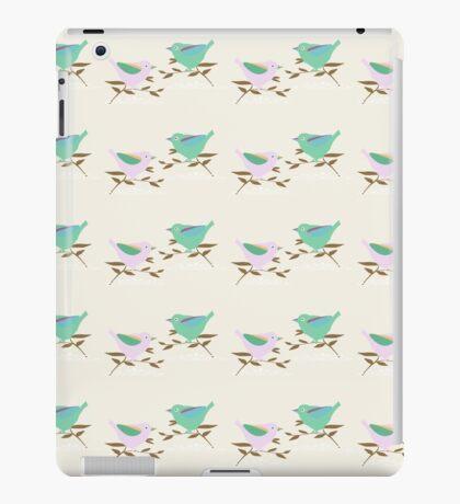 Two little birds iPad Case/Skin