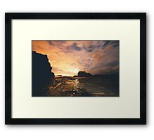 THEISM Framed Print