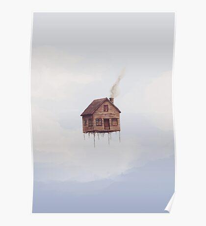 Lofty Skies Poster