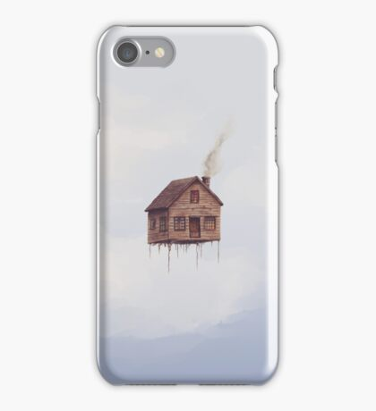 Lofty Skies iPhone Case/Skin