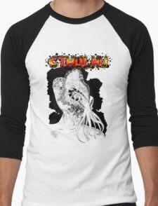 Cthulhu Tshirt Men's Baseball ¾ T-Shirt
