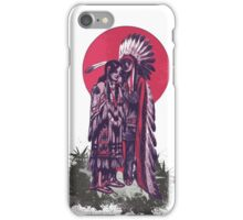 American Indians iPhone Case/Skin