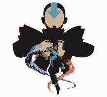The new avatar Korra Kids Tee