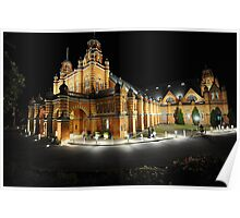 The Old Brisbane Museum. Queensland, Australia. (1891) Poster