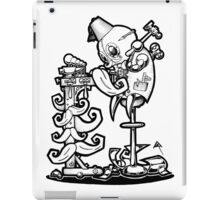 The Tash Stash (Drawing) iPad Case/Skin