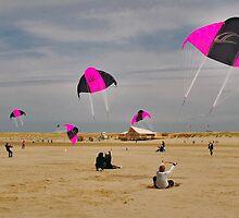 Beach activities  by Adri  Padmos