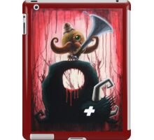 Colonel Henry Walrus Caruthers iPad Case/Skin