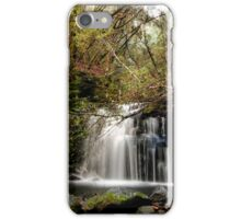 Strickland Avenue Falls,South Hobart,Tasmania iPhone Case/Skin