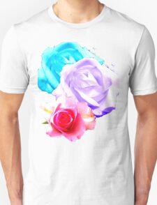 THREE ROSES T SHIRT Unisex T-Shirt