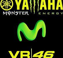 Yamaha Special Valentino Rossi by KerasAbis