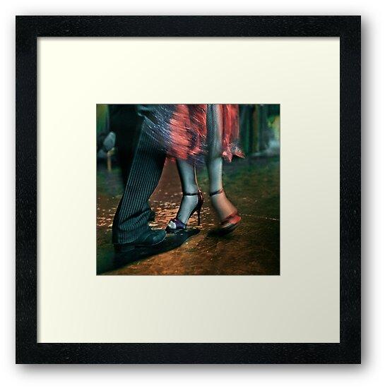 Tango - the dance by Farfarm