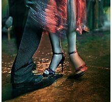 Tango - the dance Photographic Print